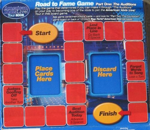 American Idols Live Tour 2005: Road to Fame Game – Part One – The Auditions