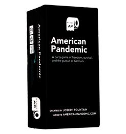 American Pandemic: The Party Card Game
