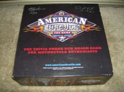 American Throttle the Game