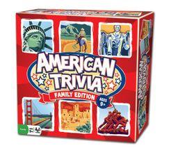 American Trivia Family Edition