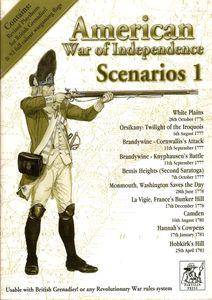 American War of Independence Scenarios 1