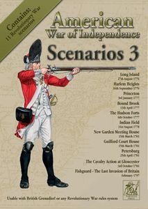 American War of Independence Scenarios 3
