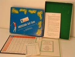 Americana Golf Game