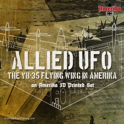 Amerika: Allied UFO – The YB-35 Flying Wing In Amerika
