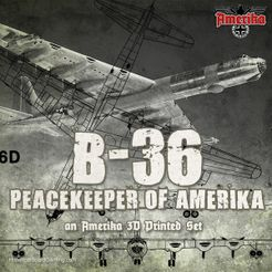 Amerika: B-36 – Peackeeper of America
