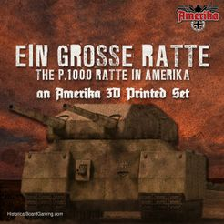 Amerika: Ein Grosse Ratte – The P.1000 Ratte In Amerika
