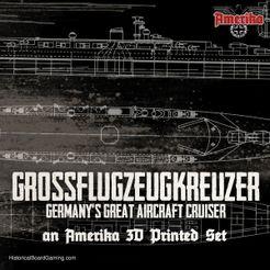 Amerika: Grossflugzeugkreuzer – Great Aircraft Cruiser