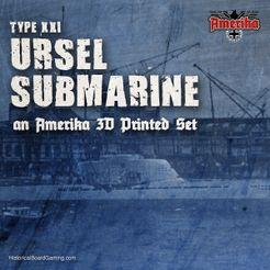 Amerika: Projekt Ursel Type XXI U-boat