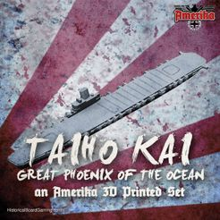 Amerika: Taiho Kai – Great Phoenix of the Ocean