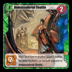 Among the Stars: Ambassadorial Shuttle