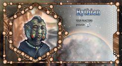 Among the Stars: Hythian