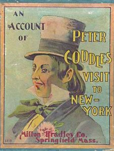 An Account of Peter Coddle's Visit to New York
