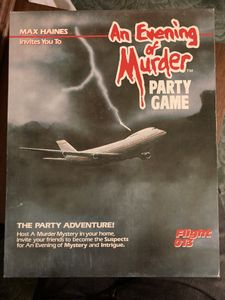 An Evening of Murder: Flight 013
