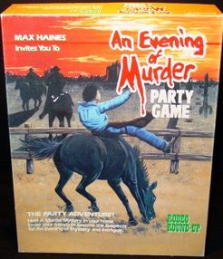 An Evening of Murder: Rodeo Roundup