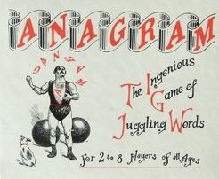 Anagram: The Ingenious Game of Juggling Words