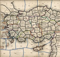 Anatolia 1000 BC