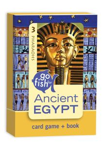Ancient Egypt Go Fish for Art
