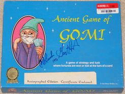 Ancient Game of GOMI