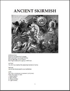Ancient Skirmish