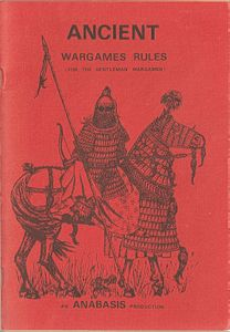 Ancient Wargame Rules