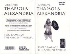 Ancients: Thapsos & Alexandria