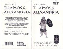Ancients: Thapsos & Alexandria