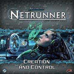 Android: Netrunner – Creation and Control