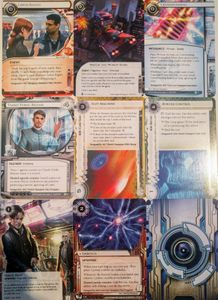 Android: Netrunner – Magnum Opus cards