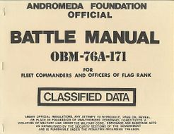 Andromeda Foundation Official Battle Manual