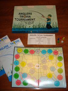 Anglers Trivia Tournament