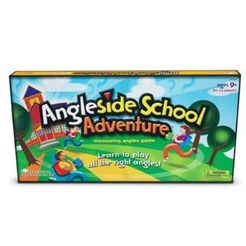 Angleside School Adventure: A Measurement Game