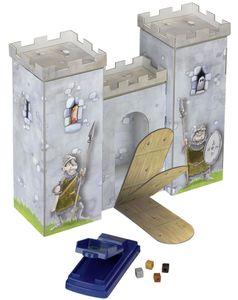 Angriff auf die Burg!