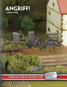 Angriff! German Army Book for Disposable Heroes II