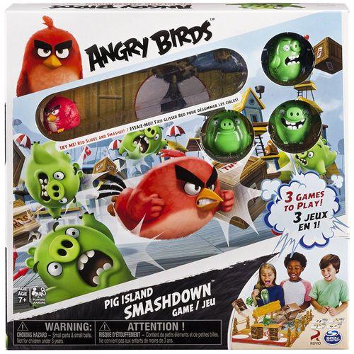 Angry Birds Pig Island Smashdown