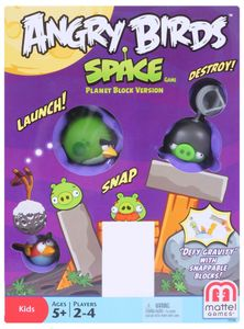 Angry Birds: Space – Planet Block Version