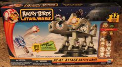 Angry Birds: Star Wars – At-At Attack Battle Game