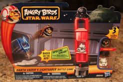 Angry Birds: Star Wars – Darth Vader's Lightsaber Battle Game