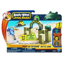Angry Birds: Star Wars – Fight on Tatooine Battle Game