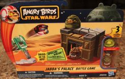 Angry Birds: Star Wars – Jabba's Palace Battle Game