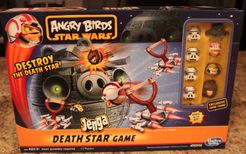 Angry Birds: Star Wars – Jenga Death Star Game