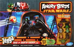 Angry Birds: Star Wars – Jenga Rise of Darth Vader Game