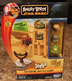 Angry Birds: Star Wars – Jenga Tatooine Battle Game
