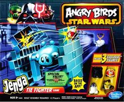 Angry Birds: Star Wars – Jenga TIE Fighter Game