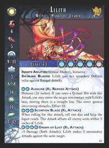 Anima Tactics: Lilith
