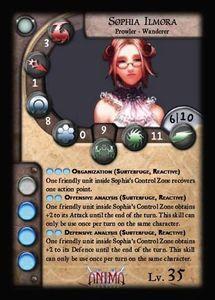 Anima Tactics: Sophia Ilmora