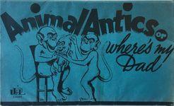 Animal Antics or Where's My Dad