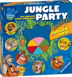 Animal Friends: Jungle Party