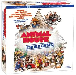 Animal House Trivia Game