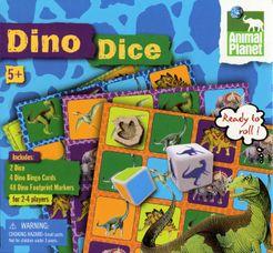 Animal Planet Dino Dice