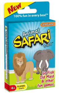 Animal Safari 3 in 1